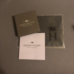 Hersey & Son 5 star review on 17th August 2021