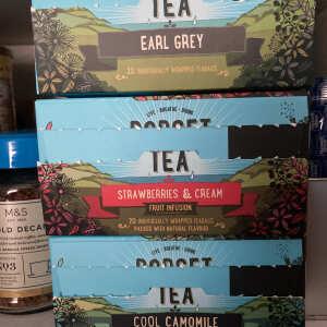 Dorset Tea 5 star review on 16th December 2020