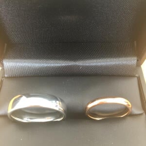 Wedding-Rings.co.uk 5 star review on 29th August 2019