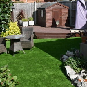 LazyLawn 5 star review on 21st September 2020