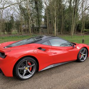 Supercar Experiences Ltd 5 star review on 26th February 2020