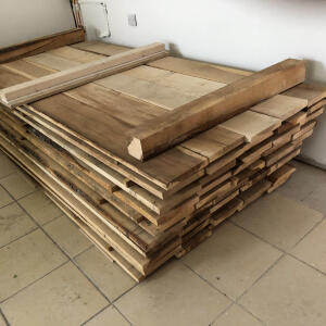 The Luxury Wood Company 5 star review on 1st July 2021