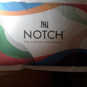 NOTCH® 5 star review on 15th April 2021