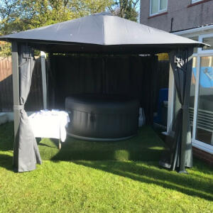 Wave Spas 5 star review on 14th June 2021