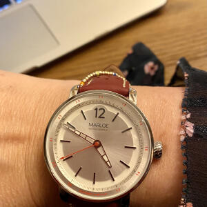 Marloe Watch Company  5 star review on 18th January 2021