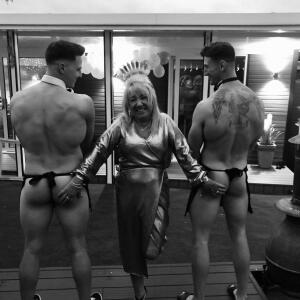 Hunks in Trunks 5 star review on 20th July 2020
