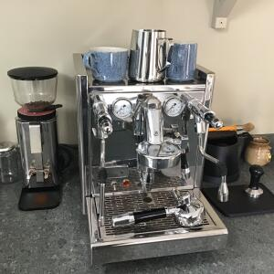 RINALDOS SPECIALITY COFFEE AND TEA LTD 5 star review on 29th April 2021