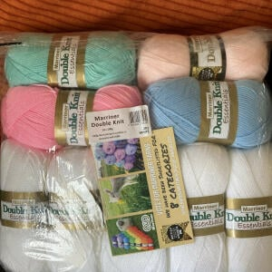 Marriner Yarns 5 star review on 3rd August 2021
