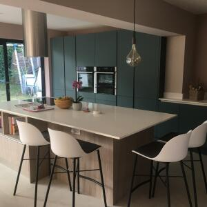 Cambridge Kitchens 4 star review on 17th November 2019