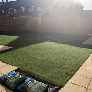 iGrass 5 star review on 6th June 2020