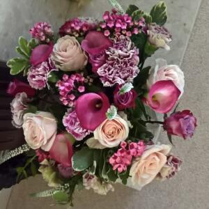 Haute Florist 5 star review on 22nd September 2020