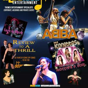 Musicon Entertainment 5 star review on 9th September 2018