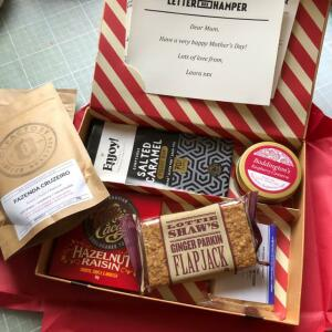 Letter Box Hamper 5 star review on 15th March 2021