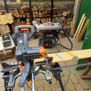 Evolution Power Tools 5 star review on 30th May 2021