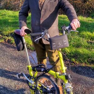 Swytch Bike 5 star review on 6th March 2020