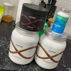 Supreme Nutrition 5 star review on 7th July 2021
