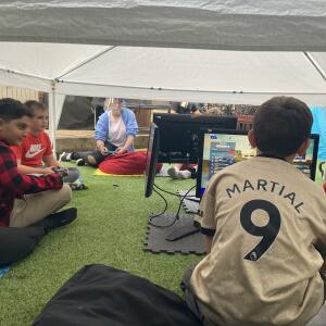 Pop Up Arcade 5 star review on 23rd September 2020