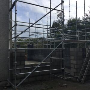 Scaffolding Supplies 5 star review on 5th October 2019