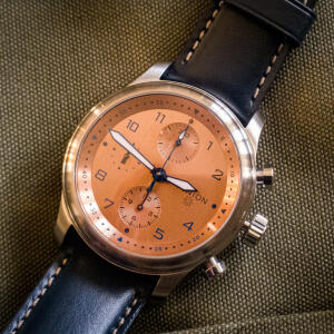 Pinion Watches 5 star review on 29th December 2020