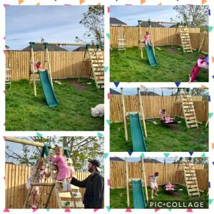 Outdoor Toys 5 star review on 29th May 2021