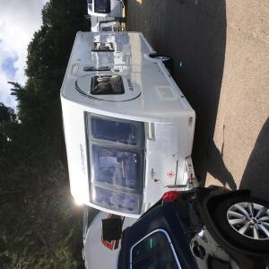 Swindon Caravans Group 5 star review on 19th August 2019