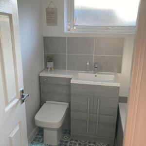 Ergonomic Designs Bathrooms 5 star review on 28th February 2021