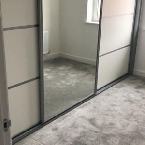 Sliding Door Wardrobes 5 star review on 8th October 2019