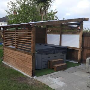 Welsh Hot Tubs 5 star review on 11th May 2021