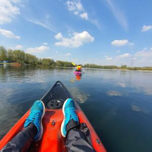 Canoe & Kayak Store 5 star review on 22nd April 2021