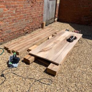 The Luxury Wood Company 5 star review on 11th June 2021