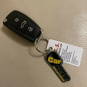 Car Key Solutions  5 star review on 27th February 2021