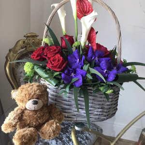 Verdure Floral Design Ltd 5 star review on 22nd April 2021
