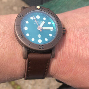 Marloe Watch Company  5 star review on 8th June 2021