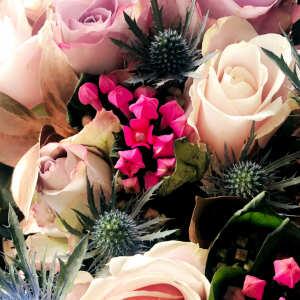 Haute Florist 5 star review on 18th April 2021