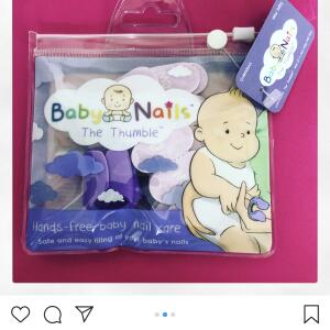 Baby Nails  5 star review on 7th September 2018