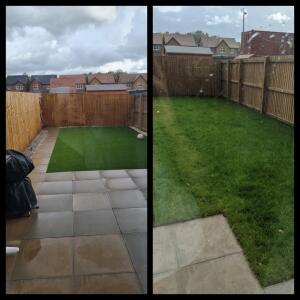 LazyLawn 5 star review on 24th May 2021