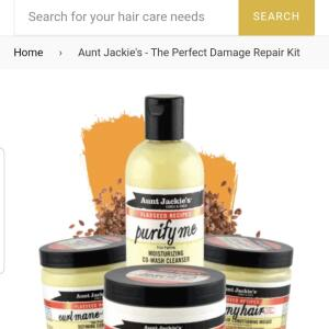 Black Hair Care 5 star review on 12th April 2021