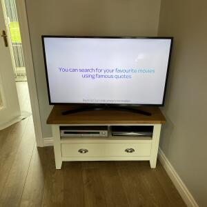 Chiltern Oak Furniture 4 star review on 17th July 2020