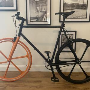 Mango Bikes 5 star review on 23rd March 2021