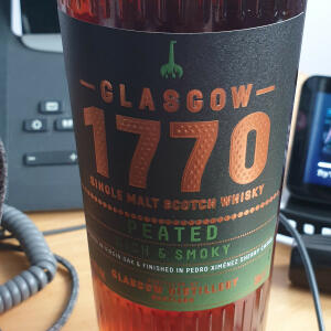 Glasgow Distillery 5 star review on 11th December 2020