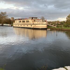 English Holiday Cruises Ltd. 5 star review on 7th November 2020