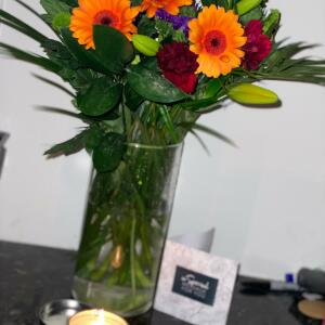 B&M Flowers 5 star review on 19th November 2020