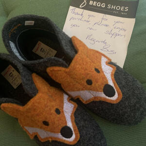 Begg Shoes 5 star review on 30th September 2020