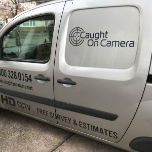 Caught On Camera UK Ltd 5 star review on 5th April 2017