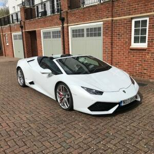 Supercar Experiences Ltd 5 star review on 14th April 2021