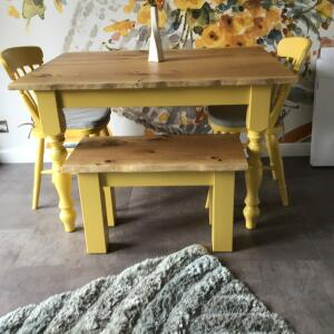 Farmhouse Table Company 5 star review on 25th May 2021