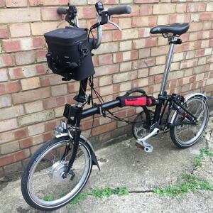Swytch Bike 5 star review on 17th January 2020