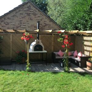 Fuego Wood Fired Ovens 5 star review on 13th September 2021