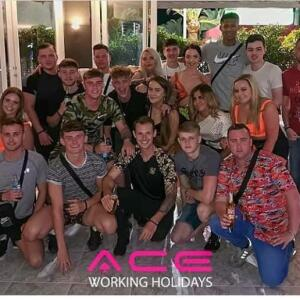 Ace Working Holidays 5 star review on 28th September 2019