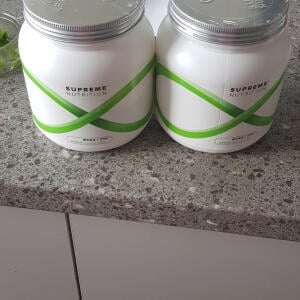 Supreme Nutrition 5 star review on 13th July 2021